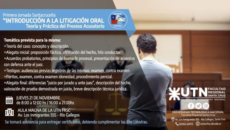Introducción a la Litigación Oral
