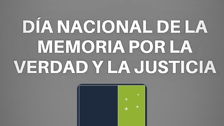24 de Marzo ::: Día Nacional de la MEMORIA por la VERDAD y la JUSTICIA