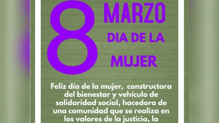 8 de Marzo ::: Día Internacional de la Mujer