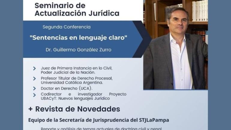 Seminario de Actualización Jurídica