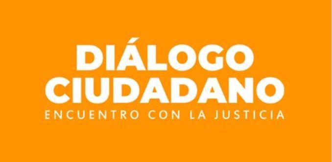 Lanzamiento Diálogo Ciudadano